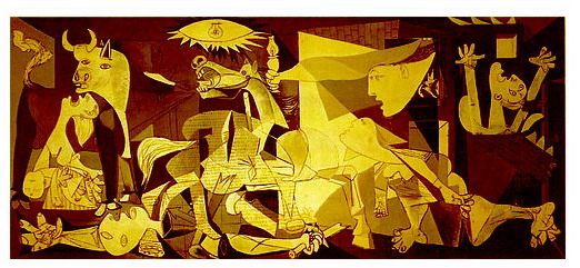 dafen classic oil painting on canvas Guernica (1937)-classic130